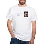 Rosa Rio White T-Shirt