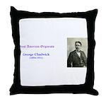 George Chadwick Throw Pillow