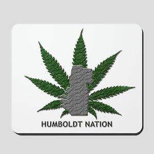 Humboldt Nation Mousepad