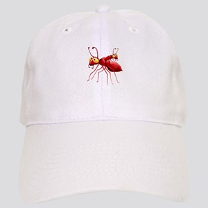 Two Red Ants Cap