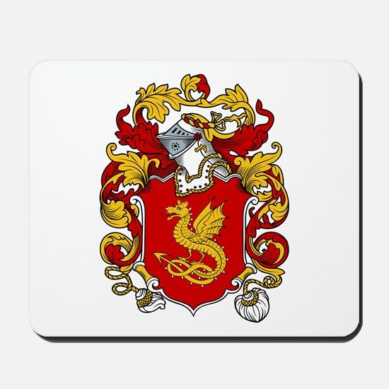 Brent Coat of Arms Mousepad