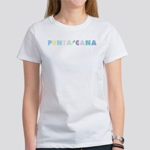 Punta Cana - Island Colors Women's T-Shirt