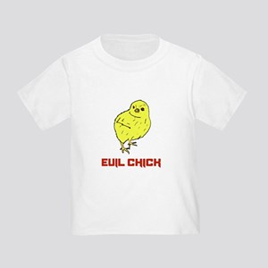 Evil Chick Toddler T-Shirt