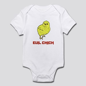 Evil Chick Infant Bodysuit