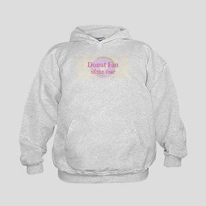 Donut Fan of the Year Funny Sweatshirt