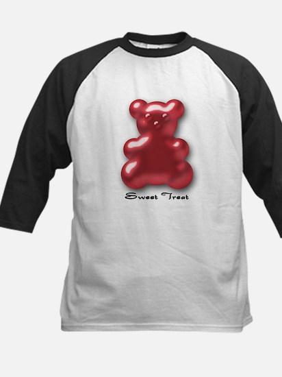 Sweet Treat Red Kids Baseball Jersey