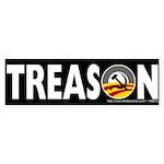 Anti-Obama Treason Sticker