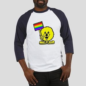 Rainbow Flag Baseball Jersey