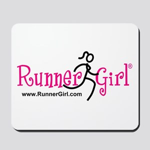 RunnerGirl Mousepad -pb