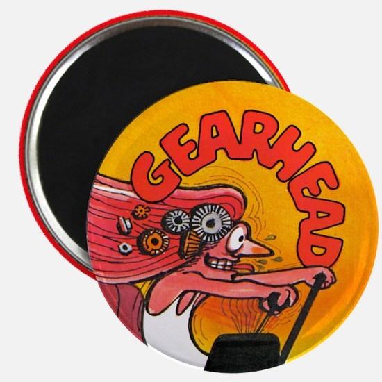 Gearhead Magnet