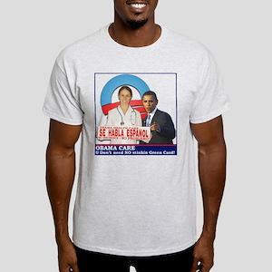 Illegal Care Light T-Shirt