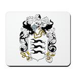 Briscoe Coat of Arms Mousepad