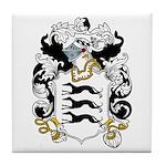 Briscoe Coat of Arms Tile Coaster