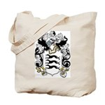 Briscoe Coat of Arms Tote Bag