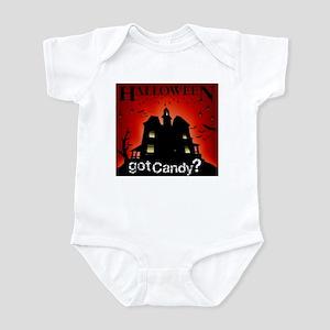 Halloween Got Candy? Infant Bodysuit