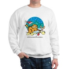 Odie Reindeer Sweatshirt