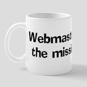 Webmasters find the missing Mug