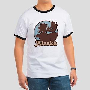 Alaska Moose Ringer T
