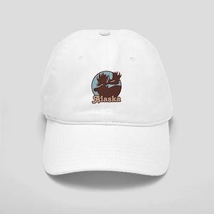 Alaska Moose Cap
