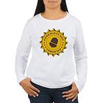 Certified Genealogy Nut Women's Long Sleeve T-Shir