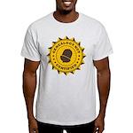 Certified Genealogy Nut Light T-Shirt