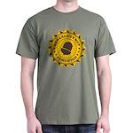 Certified Genealogy Nut Dark T-Shirt