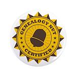 Certified Genealogy Nut 3.5