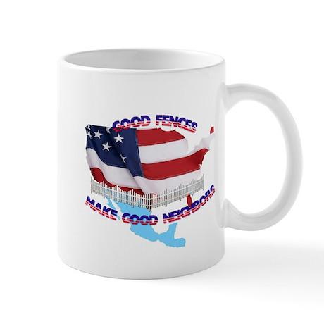 Good Fences 1 Mugs