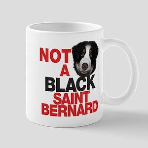 It's a BERNese Mountain Dog Mug