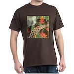 Celtic Harvest Moon Dark T-Shirt