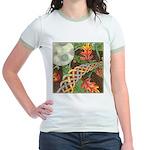 Celtic Harvest Moon Jr. Ringer T-Shirt