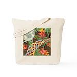 Celtic Harvest Moon Tote Bag