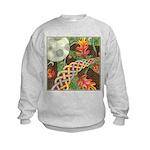 Celtic Harvest Moon Kids Sweatshirt