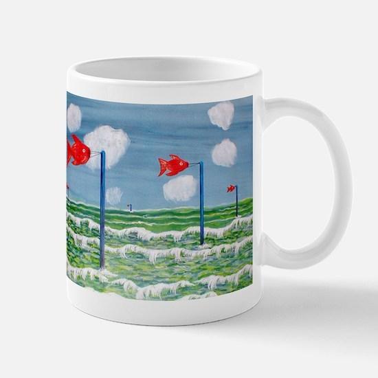 Unique Surrealism Mug
