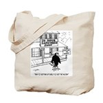 Bah to Getting Up Early Tote Bag