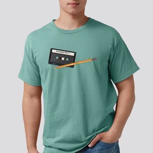 Cassette tape and Pencil T-Shirt