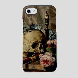 Vintage Skull iPhone 7 Tough Case