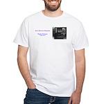 Firmin Swinnen White T-Shirt