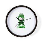 SID OMG Wall Clock