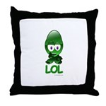 SID LOL Throw Pillow