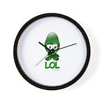 SID LOL Wall Clock