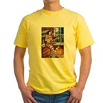 Love Spell Yellow T-Shirt