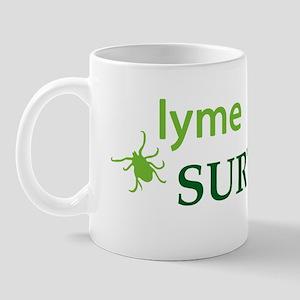 Lyme Survivor Mug