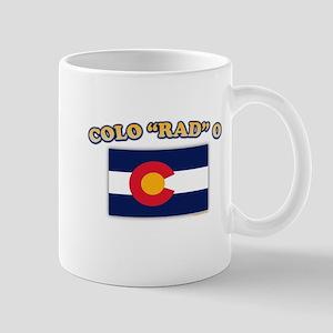 "Colo ""Rad"" O Mug"