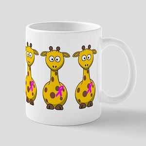 For a Cure Giraffe Mug