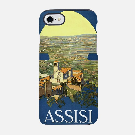Assisi Italy iPhone 7 Tough Case