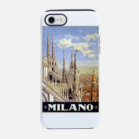 Milan Italy iPhone 7 Tough Case