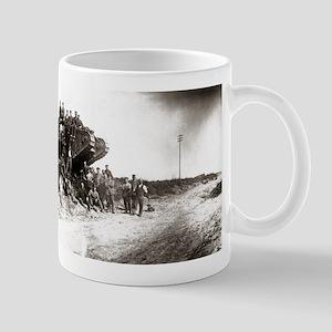 WWI Western Front Mug