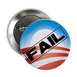 "Obama Fails 2.25"" Button (10 pack)"