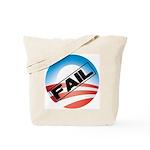 Obama Fails Tote Bag
